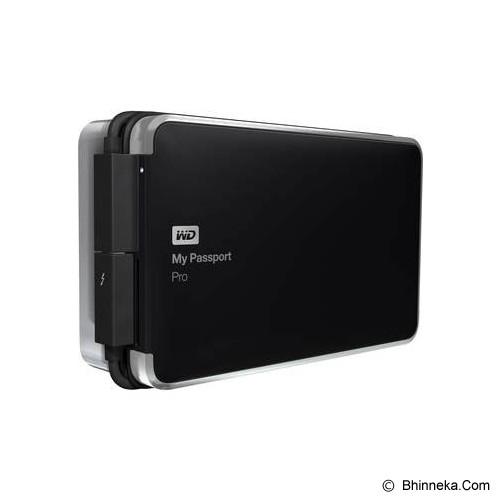 WD My Passport PRO 2TB [WDBRMP0020DBK] - Hard Disk External 2.5 Inch